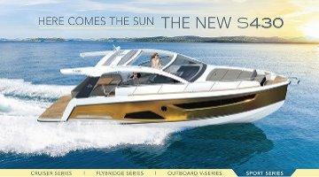 Sealine S430 - Here comes the sun