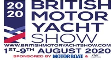 British Motor Yacht Show 2020
