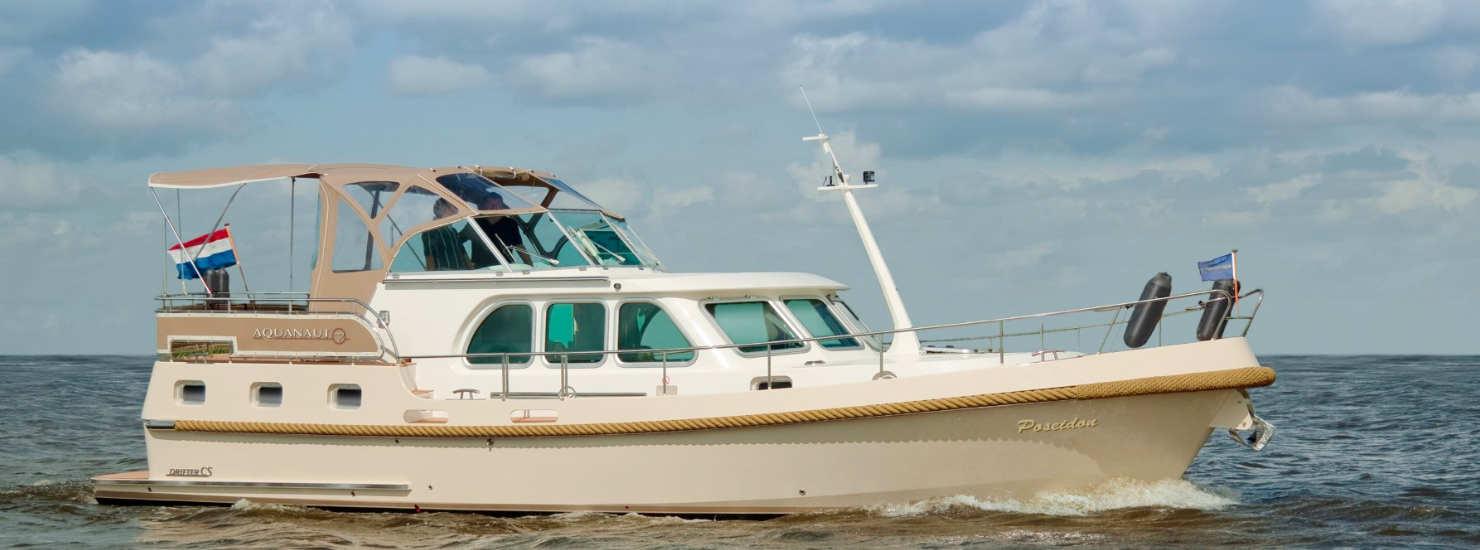 Aquanaut Motor Yachts