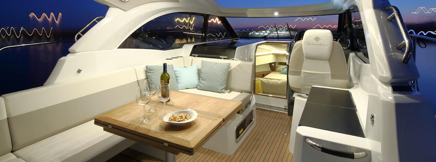 Jeanneau Motor Boats